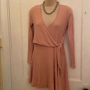 Everly pink mini dress S/M